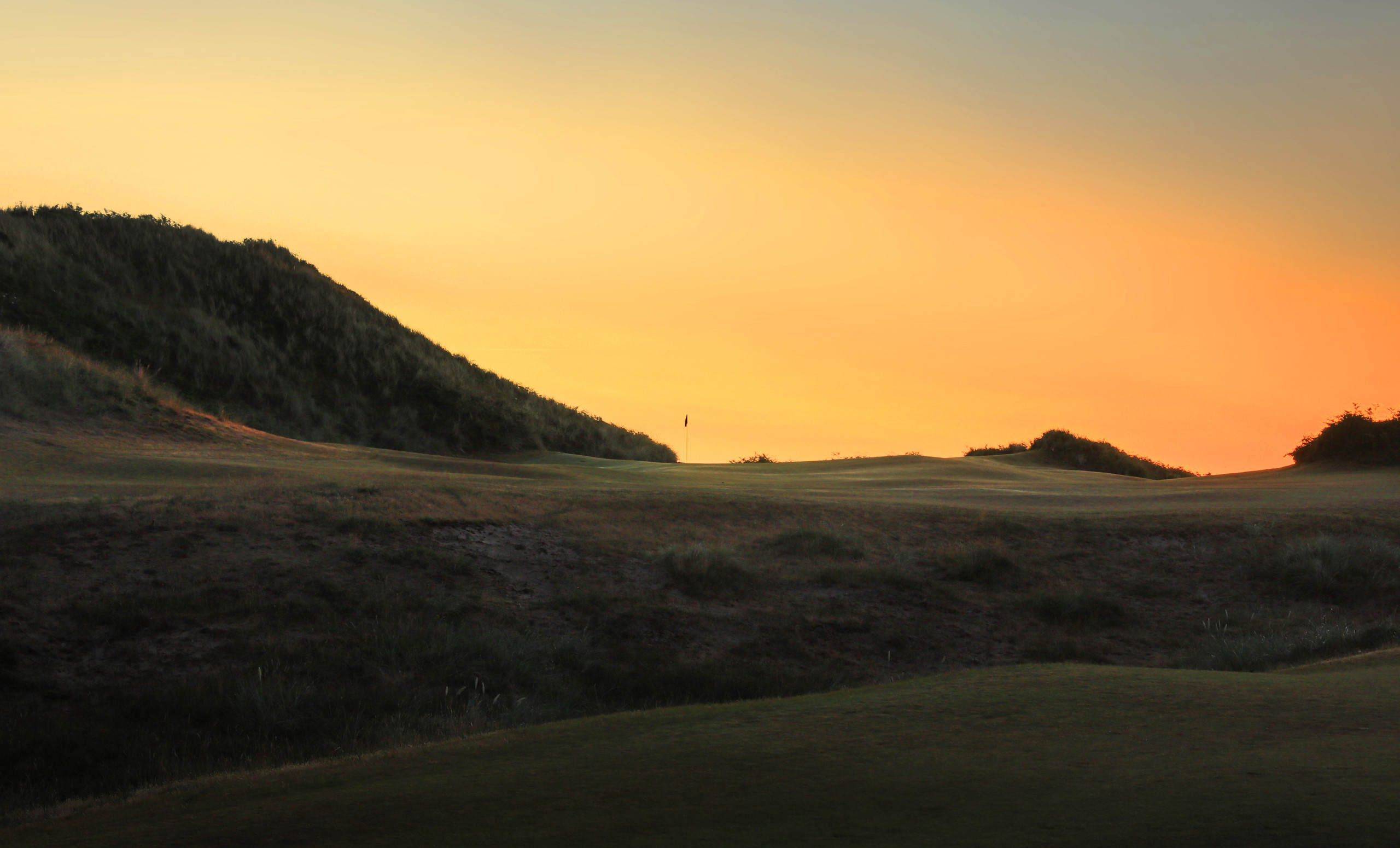 Annesley Links Sunset